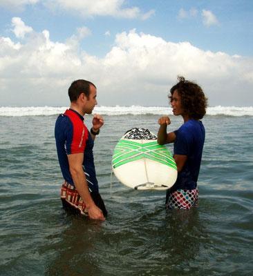 surf theory