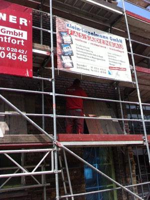 Ärztehaus Meerbusch Fassadensanierung
