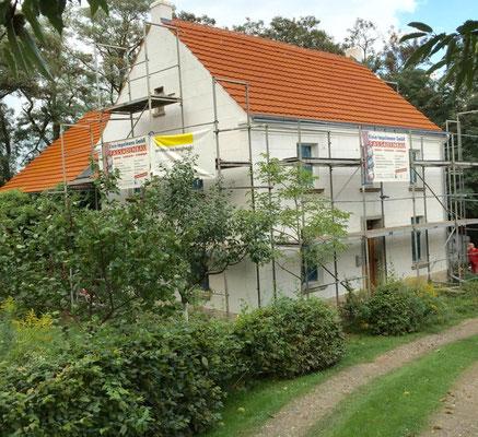 Müllerhaus an der Lohmühle in Baerl