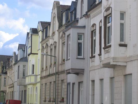 Fassadensanierung Restaurierung n Duisburg Homberg für private Kunden