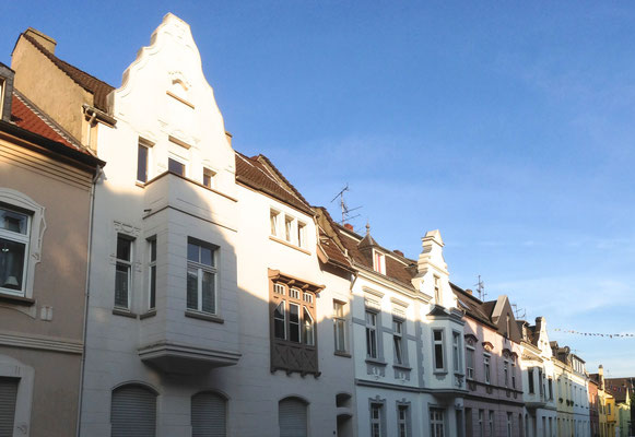 Restaurierung n Duisburg Homberg für private Kunden unter anderem Musikschule in Homberg