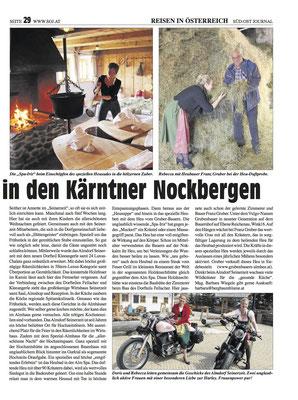 Wildkräuter im Almdorf Seinerzeit - Südost Journal (April 2021) - Seite 2