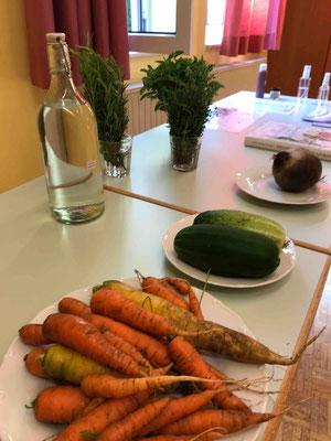 "Rohstoffe unserer Bauern; Projekt ""Kärntner Landschönheit"""