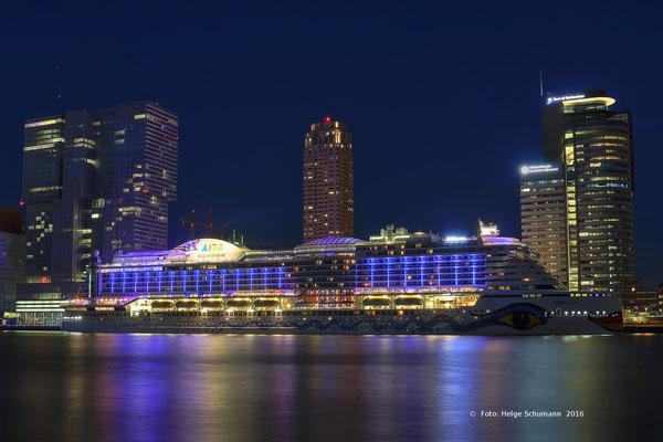 Hafen in Rotterdam