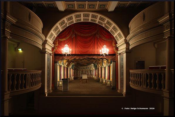 Ekhof-Theater im Schloss Friedenstein