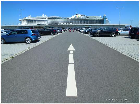 Cruise Center Hamburg Steinwerder