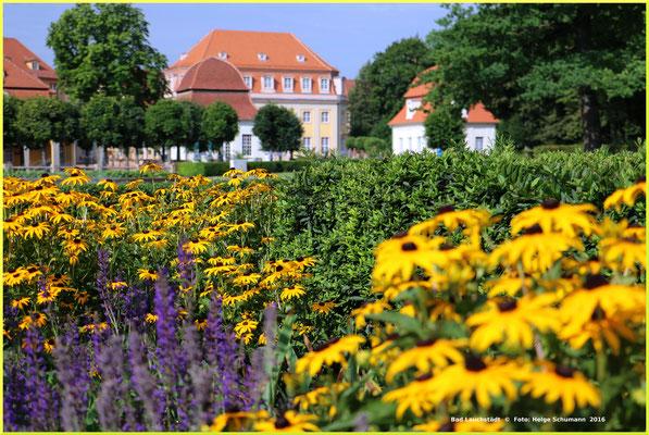Schlosspark Bad Lauchstätt