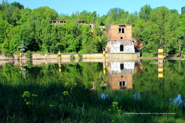Alte Kröllwitzer Papiermühle