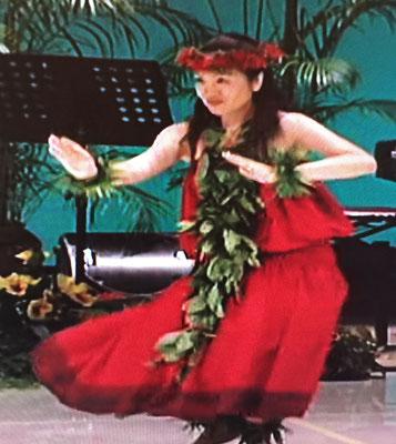 Ms Hula Maui