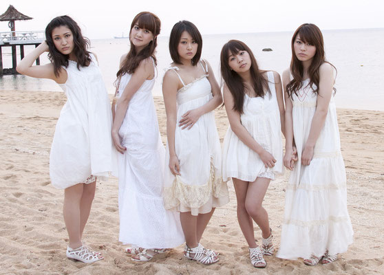 "Dreh zum geheimen MV ""I LOVE YOU watashi no kimi!"""
