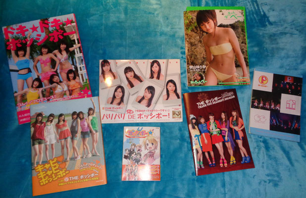 alle Photobooks auf einen Blick, das 1116 pamphlet und der Manga