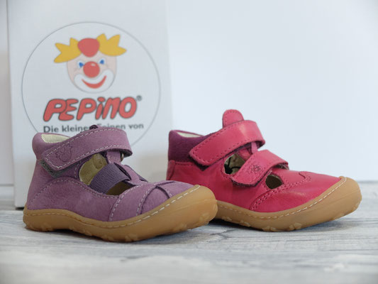 Pepino by Ricosta Größe 19-22 links: purple => 57,90 € rechts: pink => 64,90 €