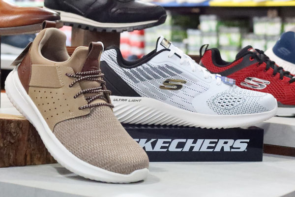 Skechers01 (links) - 59,90 € / Skechers02 (rechts) - 62,90 €