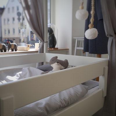 kindken Hausbett in der kleinen Liebe - Detail