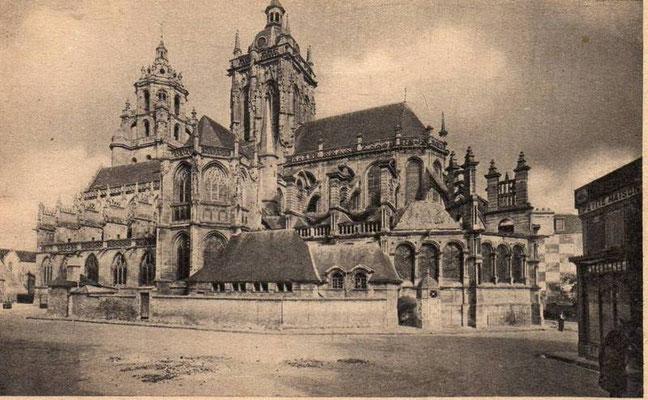 Eglise Saint Germain Argentan