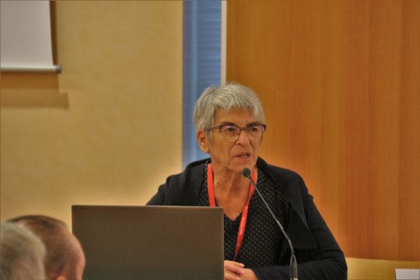 Servanne Desmoulins -Hemery, chef de la mission patrimoine et musée de l'Orne