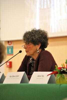 """Joële Vermot-Gaud, responsable """"Culture et foi"""" pôle missionnaire de Flers"""