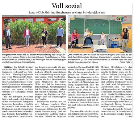 22.08.2020 - Voll sozial - pnp