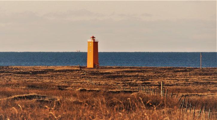 Selvogsviti Lighthouse