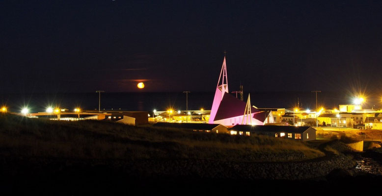 Ólafsvíkurkirkja  Iceland