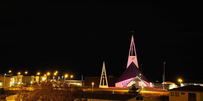 Ólafsvíkurkirkja  Olafsvik