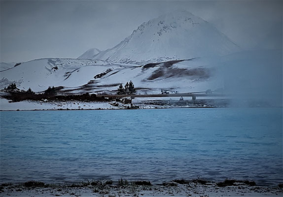 Bjarnarflag Power Plant