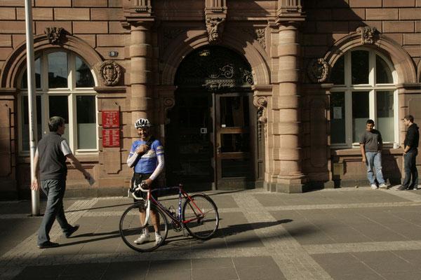 Turbo Fahrrad-Kurierdienst Frankfurt