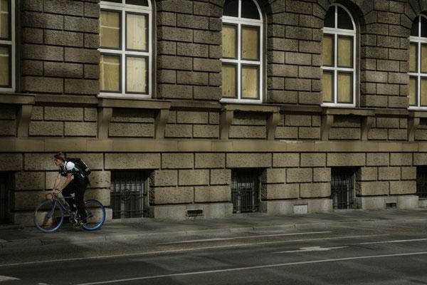 Turbo Fahrradkurier Frankfurt 01