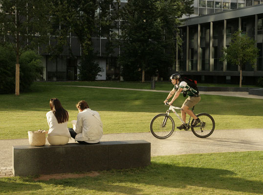 Turbo Fahrradkurier Frankfurt