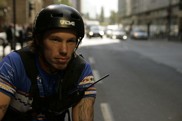 Turbo bicycle messenger frankfurt