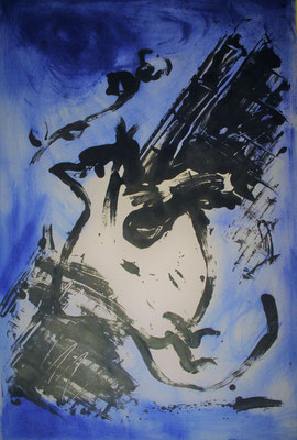 incertain bonheur 4.  2006-2019.120 x 80 cm