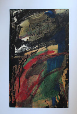 abstraction, matières, 1987