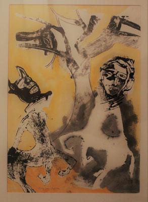 la lutte au pied de l'arbre, 2006