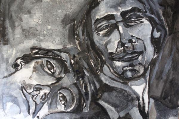 couple dans le mensonge, 1995