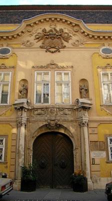 Budavari Önkormanyzat (Selbstverwaltung des 1. Budapester Stadtbezirkes Budavar)