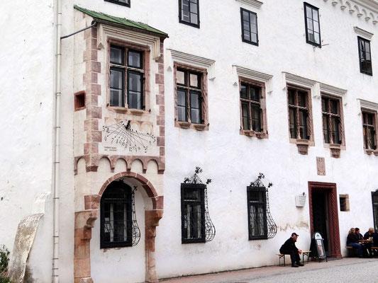 der Kammerhof - jetzt Heimatmuseum
