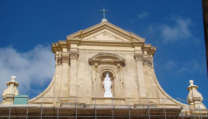 Kathedrale Mariä Himmerlfahrt inVittoria
