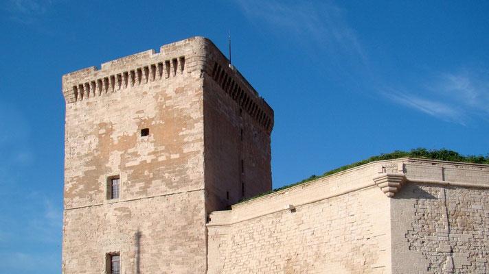 St. Jean-Festung - Tour Carree