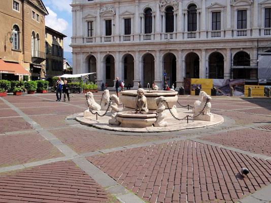 Contarini-Brunnen
