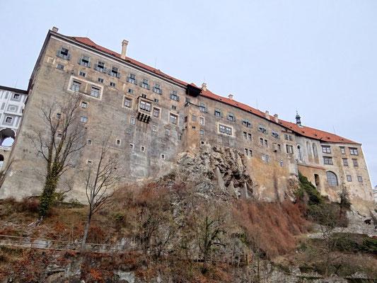 Burg Český Krumlov