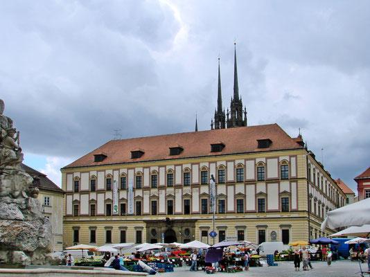 Mährische Landesmuseum im Palais Dietrichstein