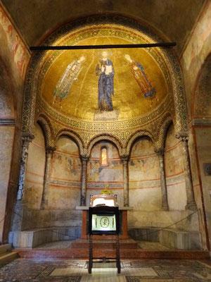 Jungfrau-Maria-Kapelle in der Kathedrale von Triest