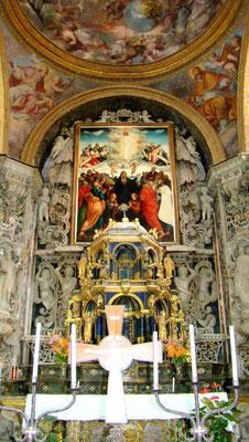in der Chiesa Santa Maria dell' Ammiraglio