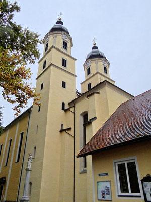 Pfarrkirche St. Katharina beim Schloss Stainz