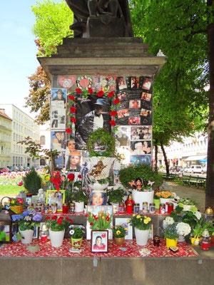 Gedenken an Michael Jackson