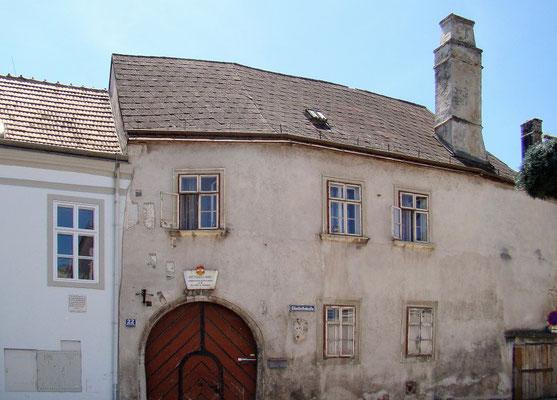 Gottschal-Haus 16 Jh.