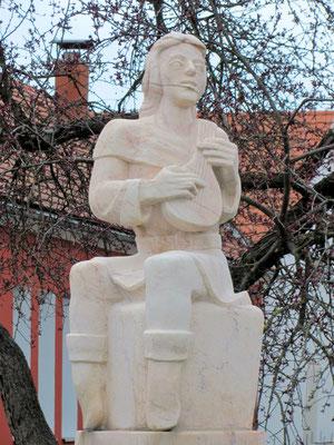 Walther von der Traisen der Gründer von Waltersdorf und Vogt des Stiftes Admont