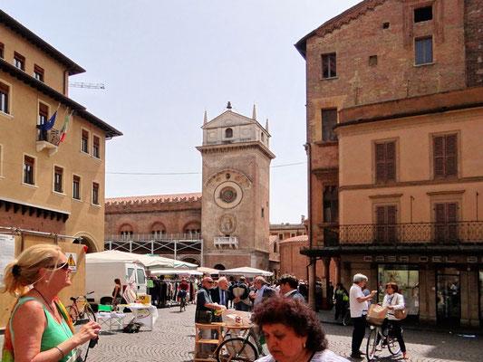 Palazzo della Ragione - Gerichtspalast
