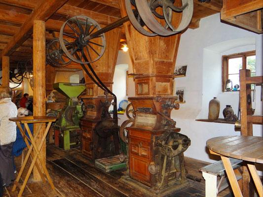 die alte Ölmühle Hartlieb in Heimschuh