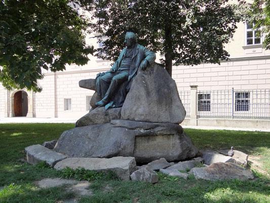 Denkmal Adalbert Stifter